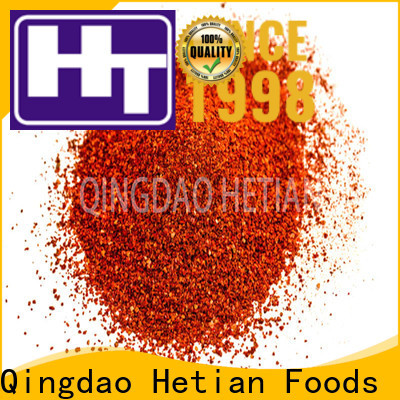 natural dried crushed red pepper wholesale for hotel