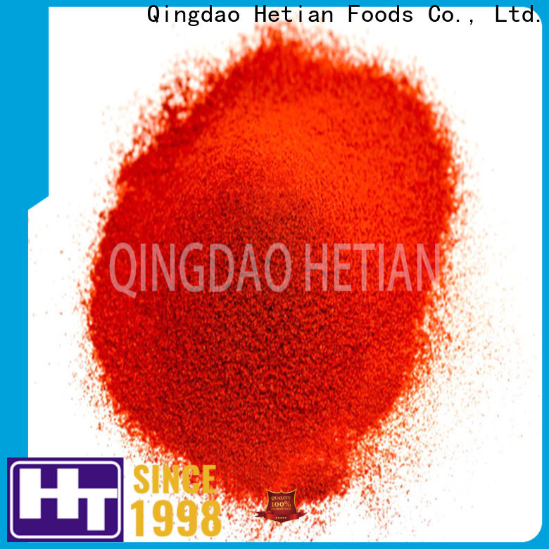 Hetian paprika flakes on sale for party