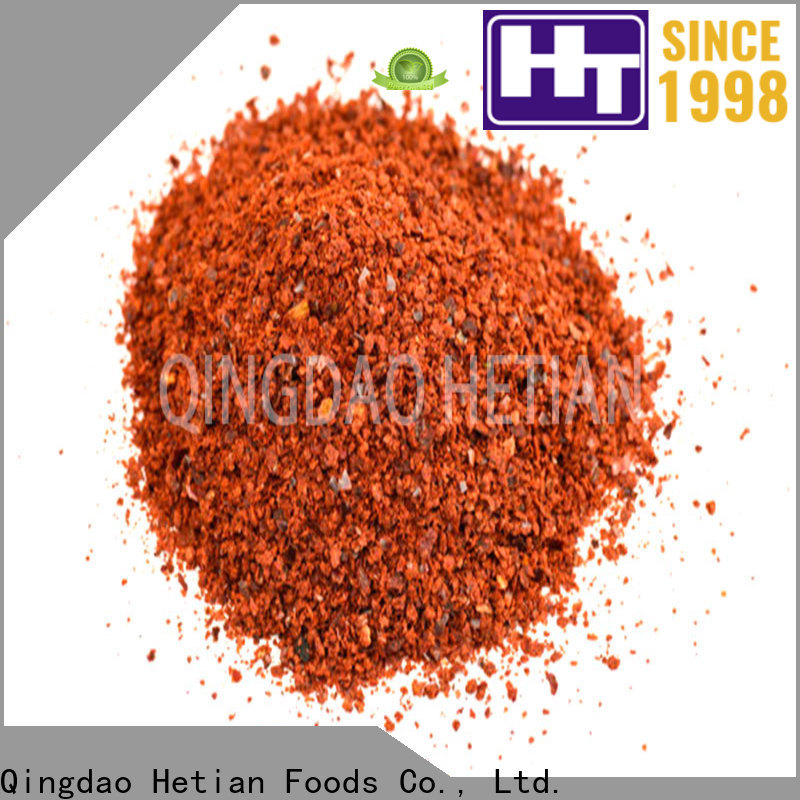 natural crushed paprika on sale for party