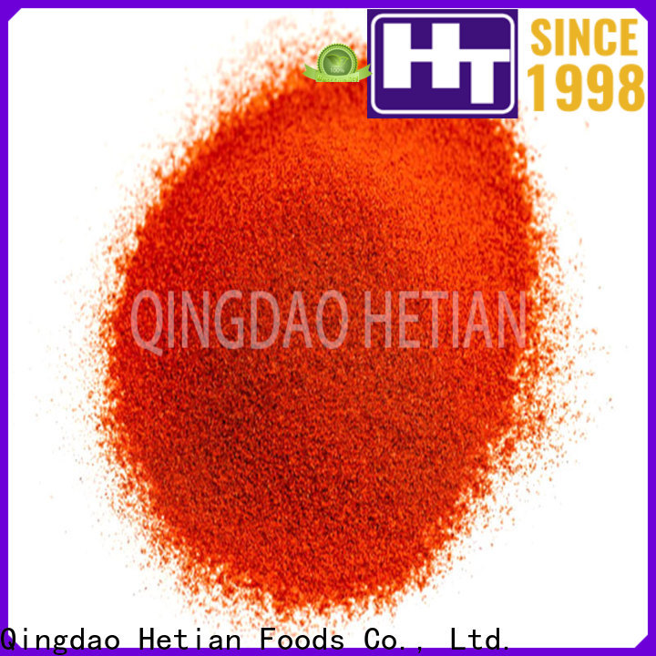 natural paprika flakes manufacturer for dining