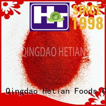 Hetian crushed paprika on sale for wedding