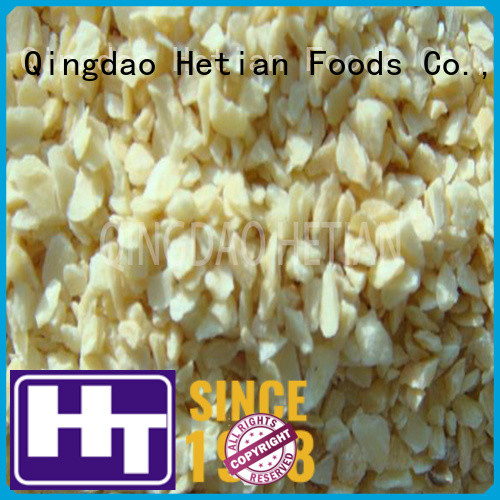 healthy granulated garlic from China for restaurant