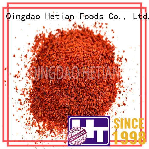 secure paprika powder from China for food