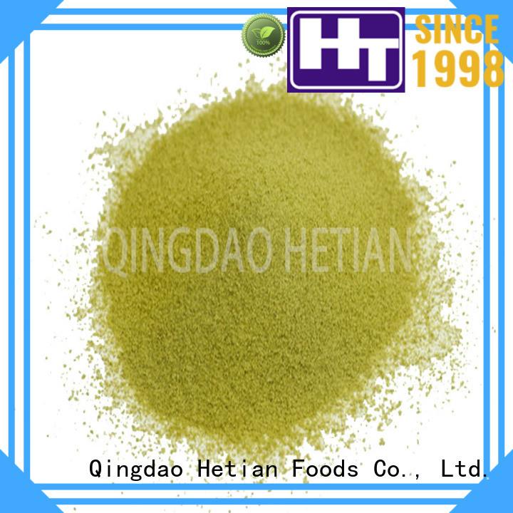 Hetian jalapeno powder wholesale for hotel