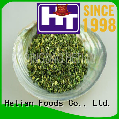 Hetian jalapeno pepper flakes on sale for hotel