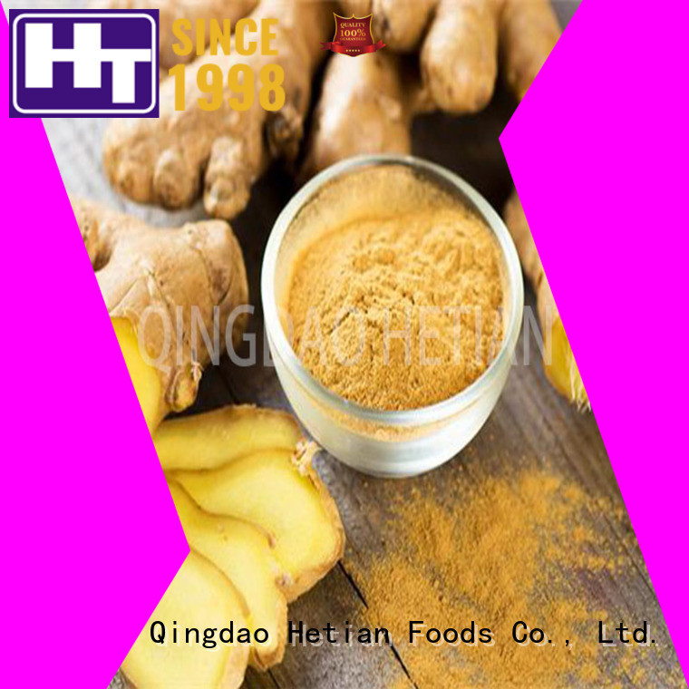natural dry ginger powder wholesale for home