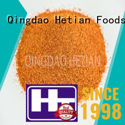 Hetian large crushed pepper flakes wholesale for home