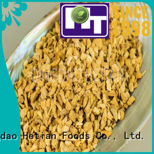 Hetian healthy ginger spice powder manufacturer for restaurant