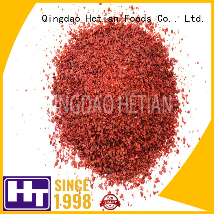 Hetian paprika spices from China for food