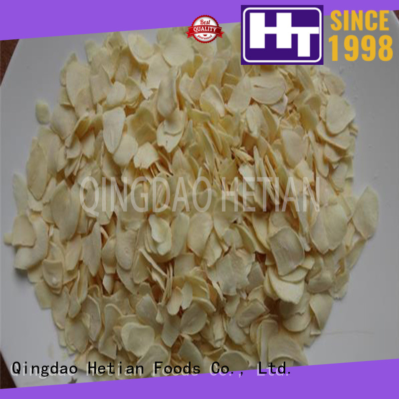 Hetian garlic flakes manufacturer for shop