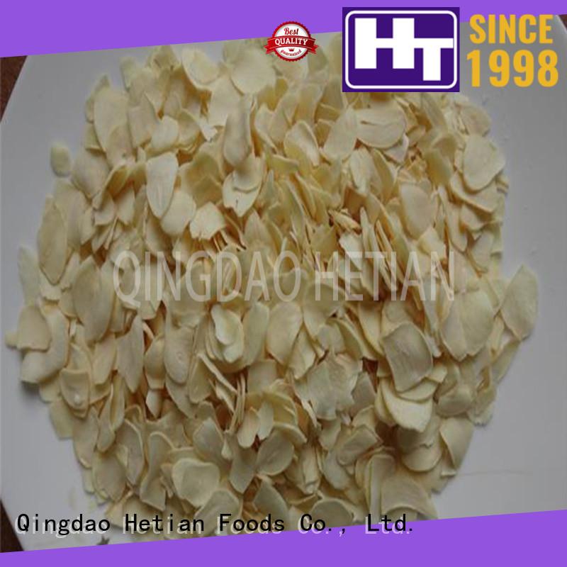 Hetian garlic flakes manufacturer for shop
