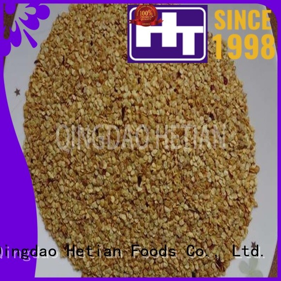 paprika flakes 60mesh for dining Hetian