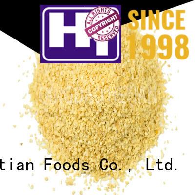healthy garlic granules manufacturer for home