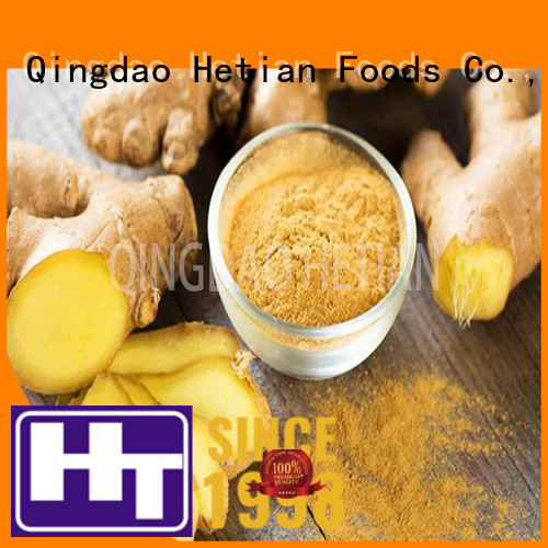 Hetian ginger powder supplier for home