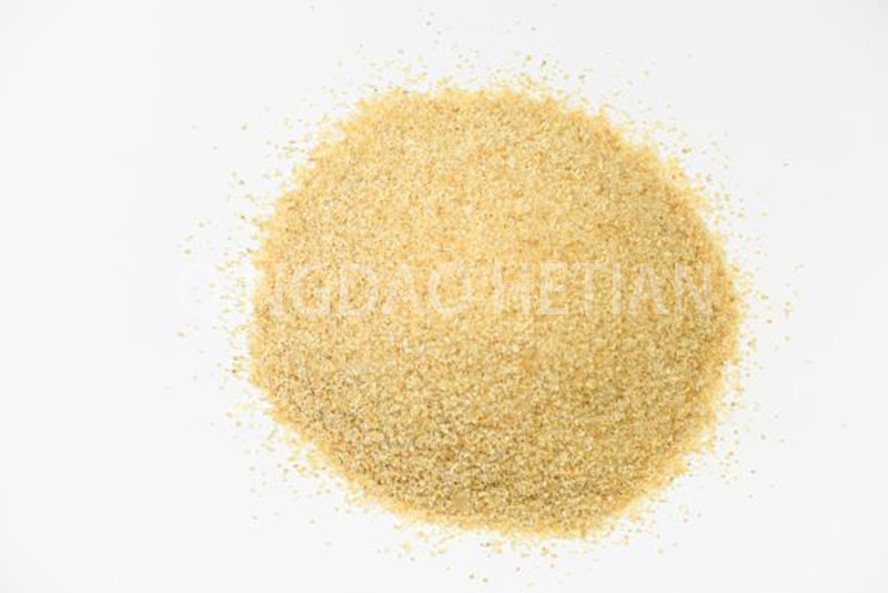 Garlic granules 16-26mesh