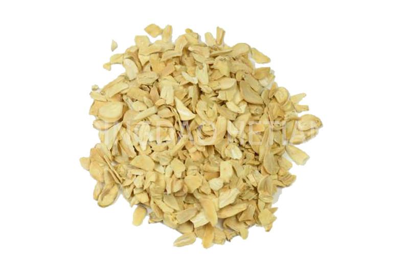 Garlic flakes  grade D