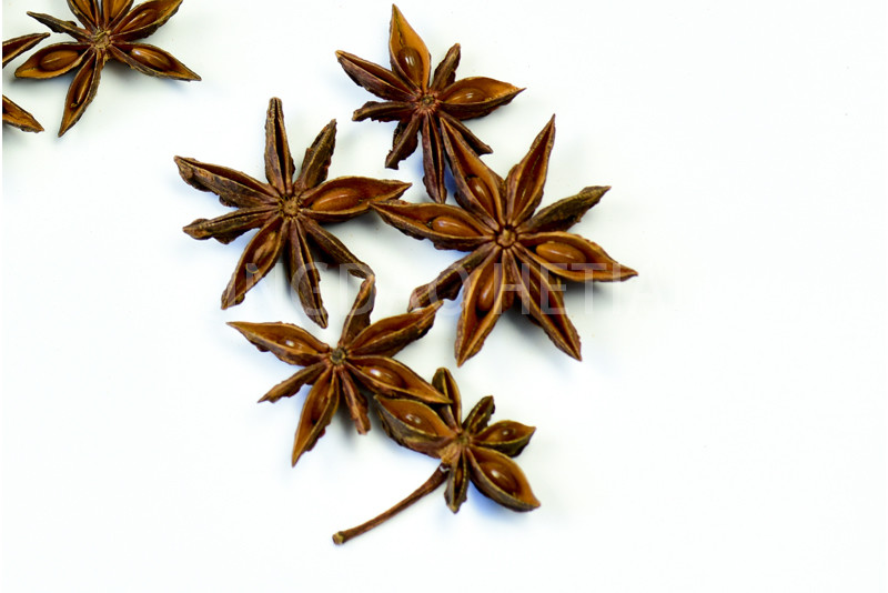 New Crop High Quality Dehydrated Star Anise