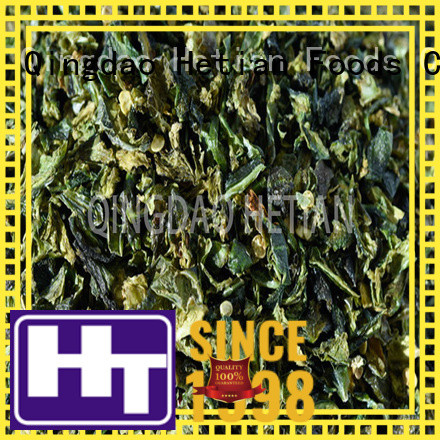 Hetian delicious dried jalapeno powder online for hotel