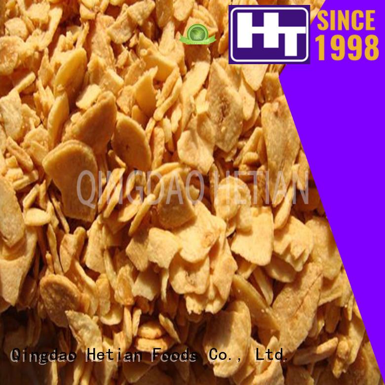 Hetian dry garlic powder online for hotel