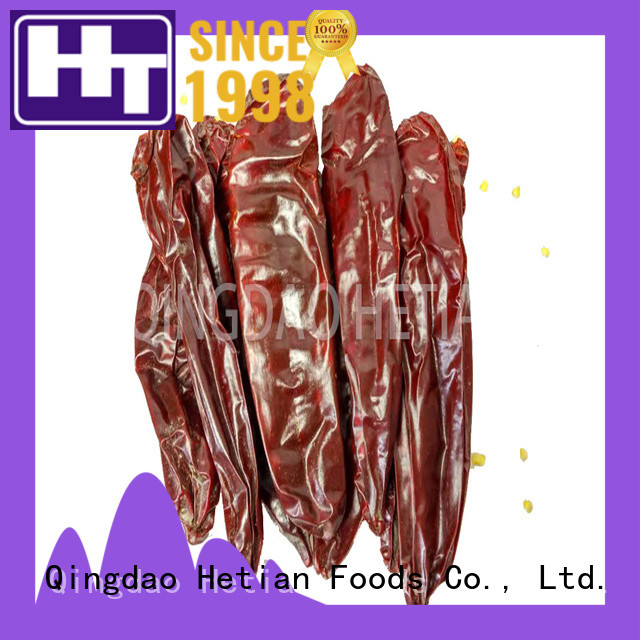 high quality dried paprika manufacturer for wedding