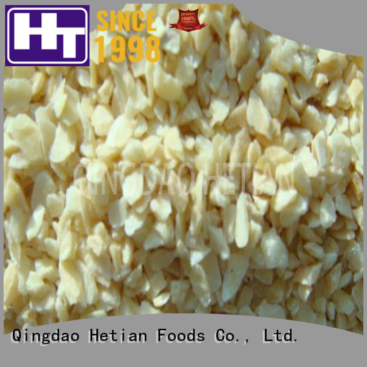 Hetian granulated garlic online for shop