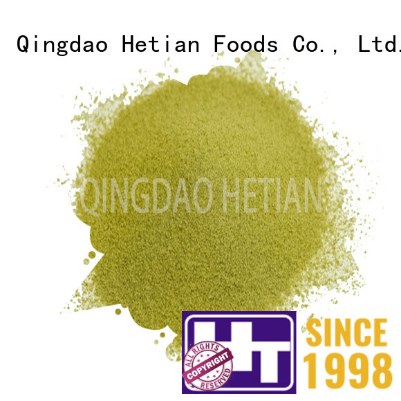 Hetian jalapeno pepper powder on sale for hotel