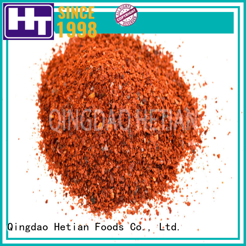 high quality dried paprika manufacturer for party