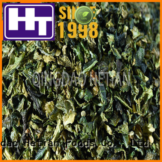 Hetian healthy dried jalapeno powder on sale for home