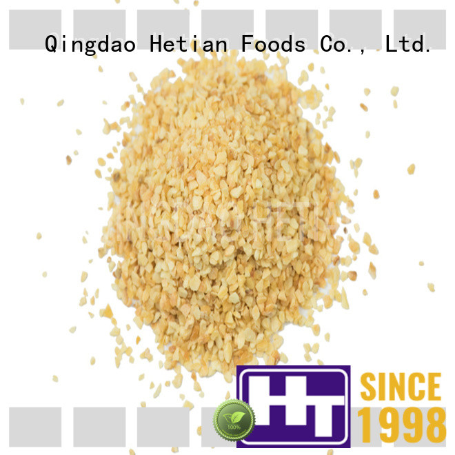 Hetian natural granulated garlic from China for shop