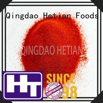 natural dried paprika manufacturer for wedding