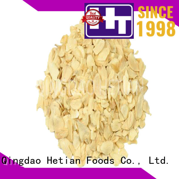 Hetian good quality garlic granules wholesale for home