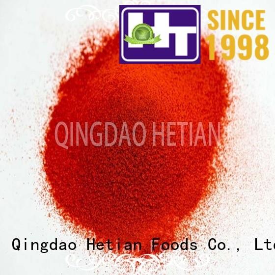 natural paprika flakes manufacturer for food