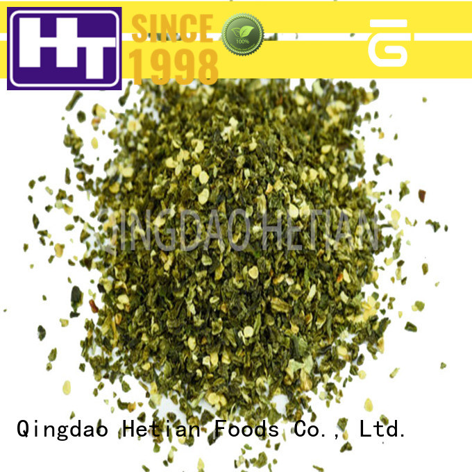 Hetian jalapeno pepper flakes wholesale for shop