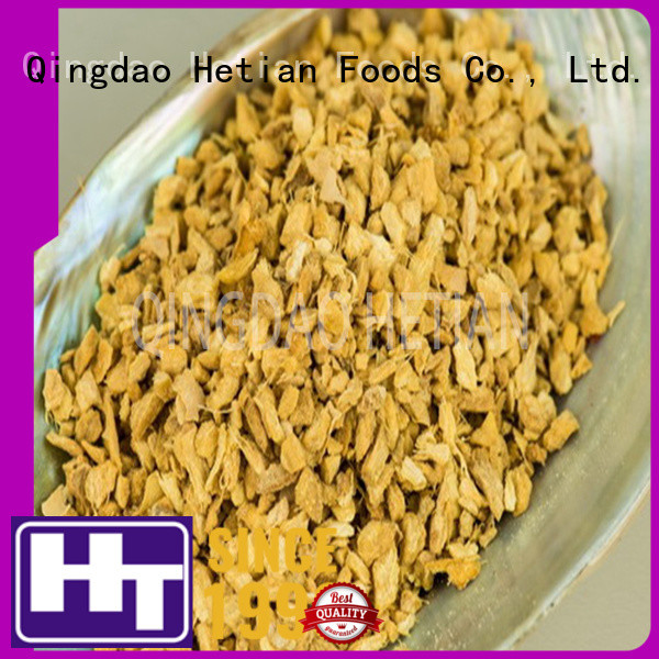 Hetian healthy dry ginger powder wholesale for shop