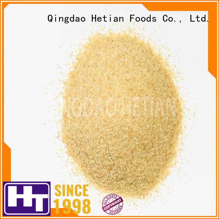 Hetian granulated garlic online for home