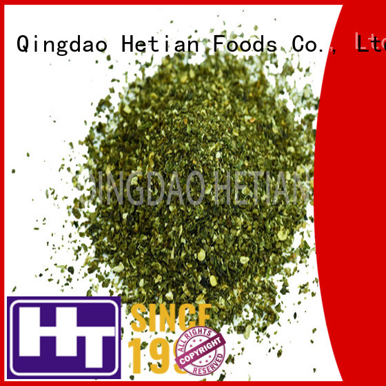 Hetian dried jalapeno powder wholesale for hotel