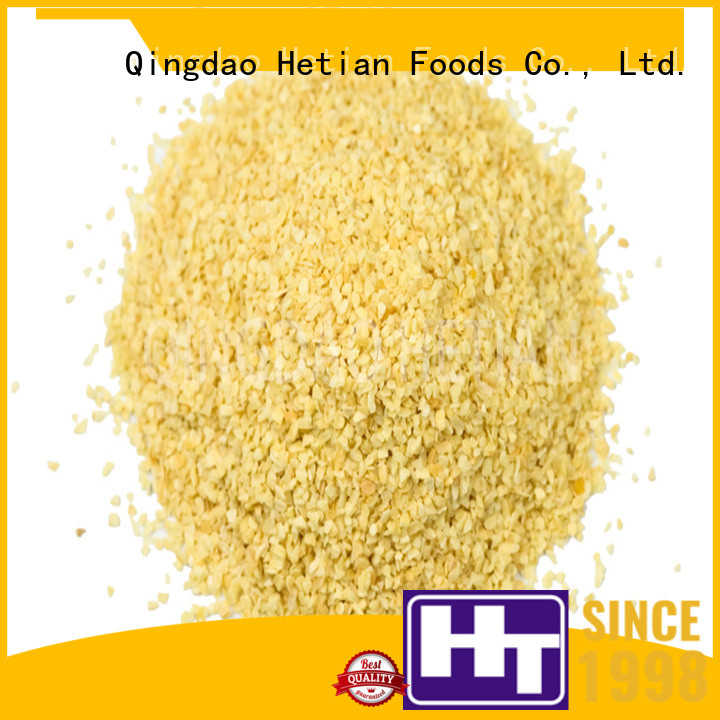 Hetian dried garlic granules from China for home