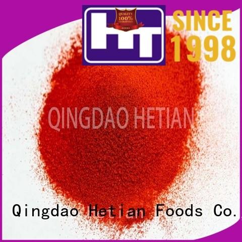 powder paprika pod paprika for dining Hetian