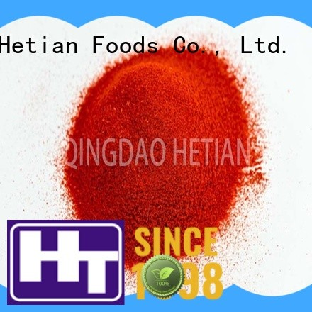 secure dried paprika promotion for food