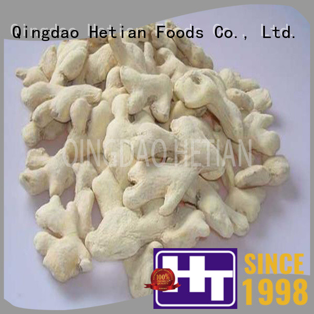 Hetian healthy whole dried ginger wholesale for hotel
