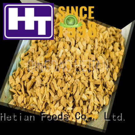 Hetian ginger flakes manufacturer for home