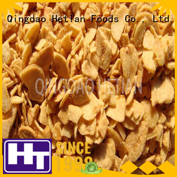 Hetian safe garlic spices from China for hotel