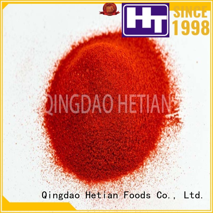 Hetian natural dried paprika from China for food