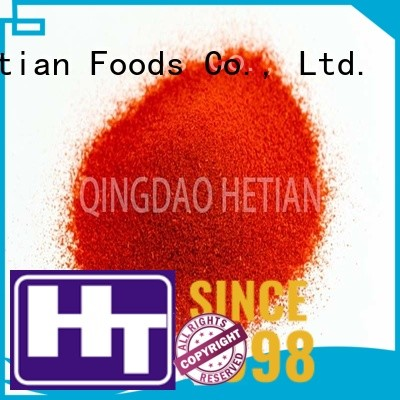 Hetian high quality dried paprika on sale for party
