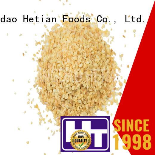 Hetian granulated garlic from China for shop
