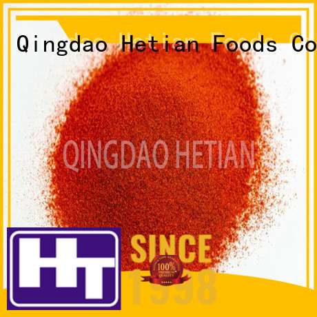 red paprika powder spices for wedding Hetian