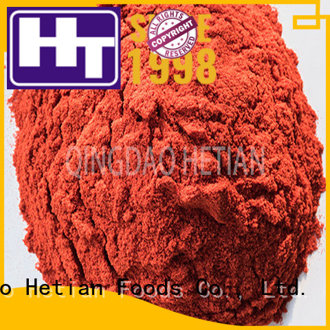 healthy dried crushed red pepper directly sale for hotel