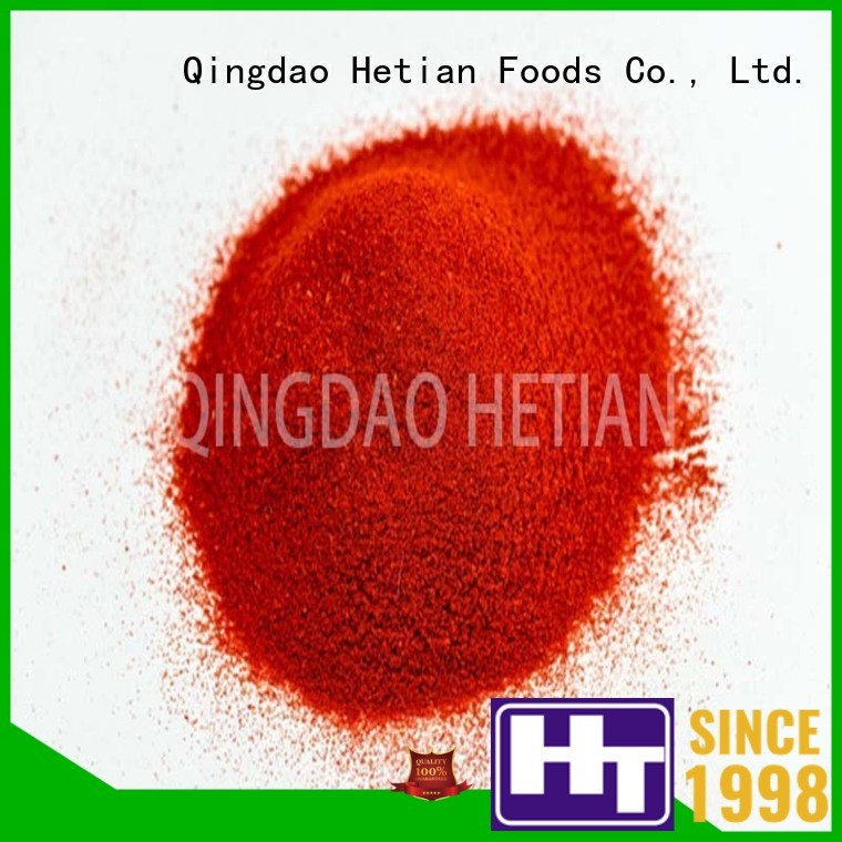 Hetian crushed paprika from China for food