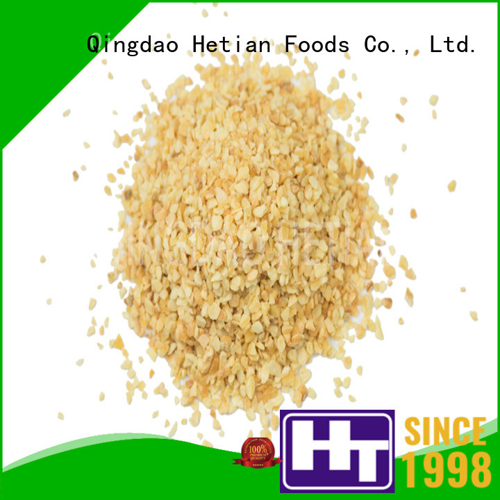 Hetian natural garlic flakes from China for restaurant