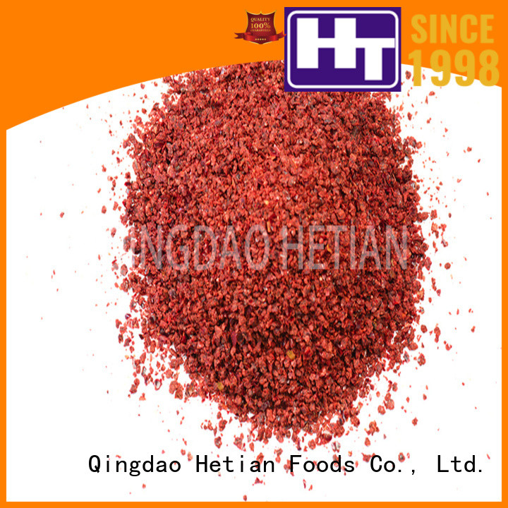 Hetian organic paprika powder on sale for dining